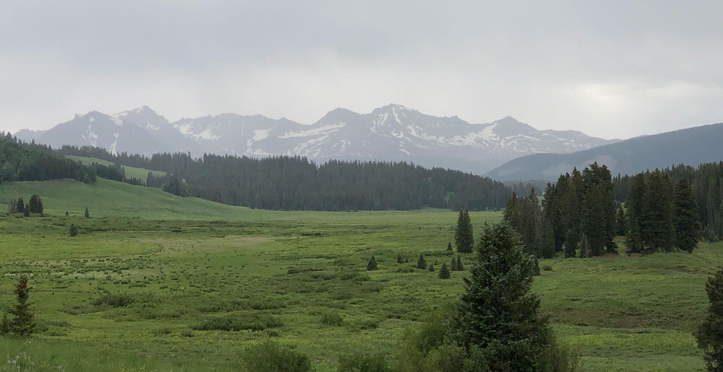 The Meadows, Telluride Colorado - image by Debbie Devereaux